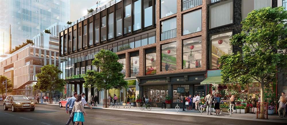 Bloor Dufferin Condos In Toronto West Real Estate Service Gordon